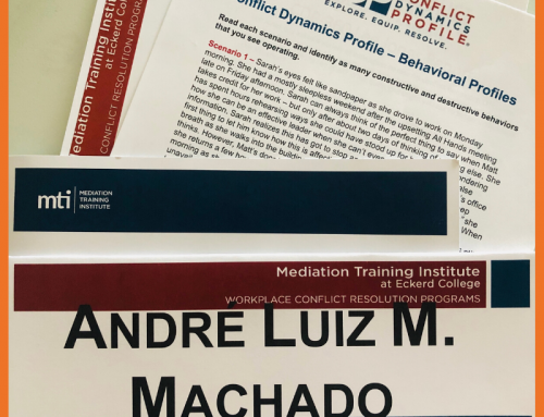 MTI's 2020 Conflict Resolution and Mediation Conference